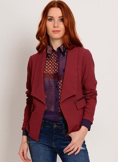Ichi Ceket Kırmızı